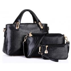 Hobo 3er Set Design, Luxus Frauen Handtasche