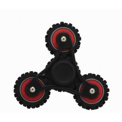 Gear Handspinner Tri-Spinner Fidget Spielzeug
